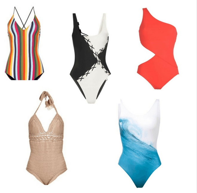 One-piece bathing suits you'll want to wear all summer long