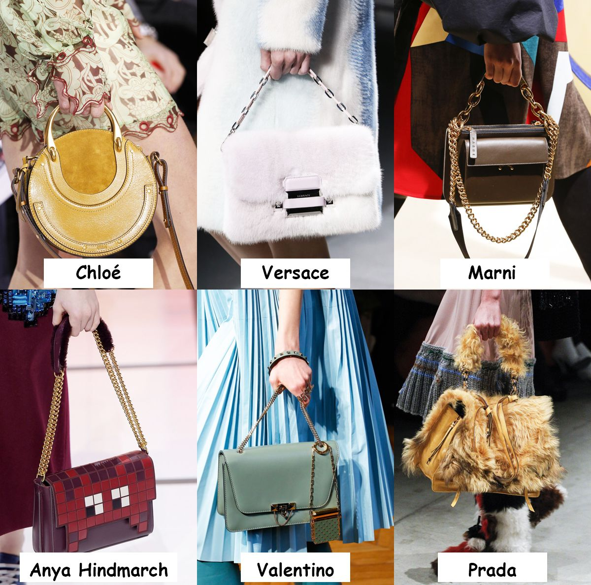 Must have bags for Autumn/Winter 2017