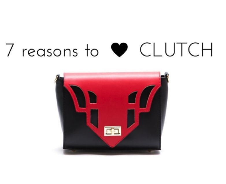7 Reasons to Wear a Clutch