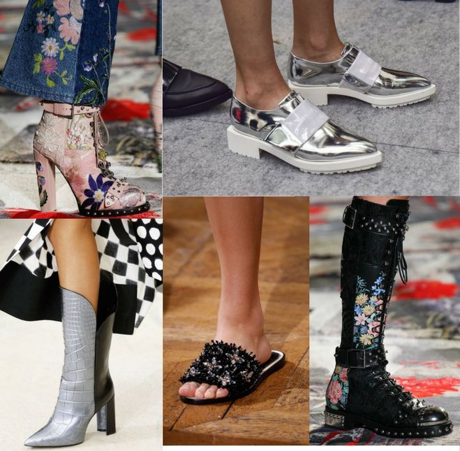 Vogue's Ultimate Shoe Guide Spring/Summer 2017